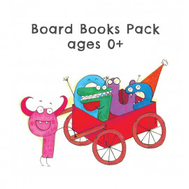 Baby Board Books Pack