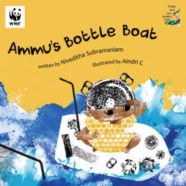 Ammu's Bottle Boat