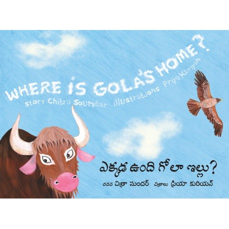 Where Is Gola's Home?/Ekkada Vundhi Gola Illu? (English-Telugu)