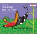 The Snake And The Frogs/Paamu Mariyu Kappalu (English-Telugu)