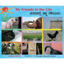 My Friends In The City/Nagaradalli Nanna Geleyaru (English-Kannada)