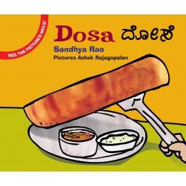 Dosa/Dosa (English-Kannada)