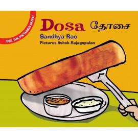 Dosa/Dosai (English-Tamil)