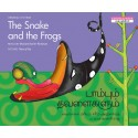 The Snake And The Frogs/Paambum Thavalaigallum (English-Tamil)