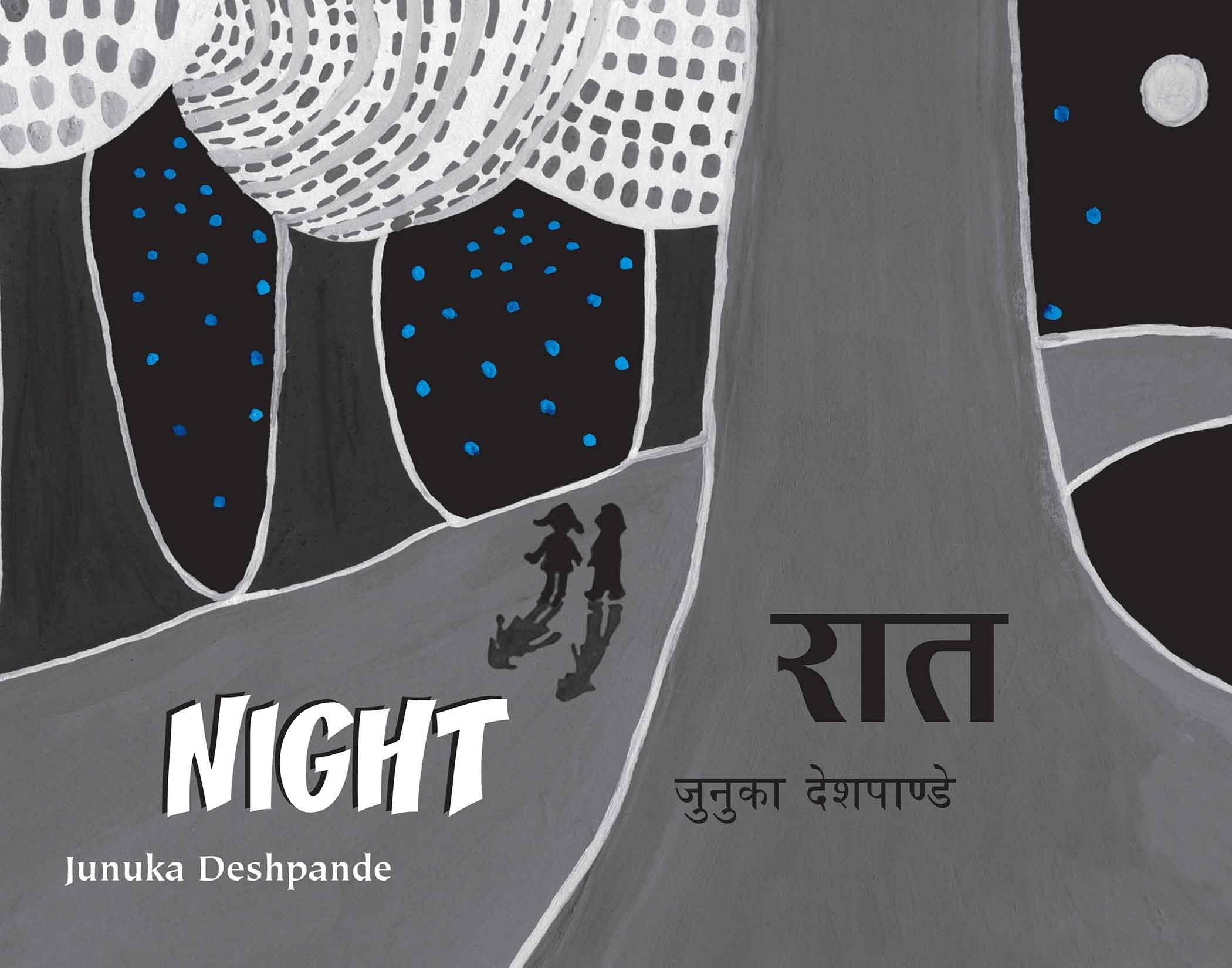 Night/Raat (English-Hindi)