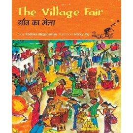 The Village Fair/Gaon Ka Mela (English-Hindi)