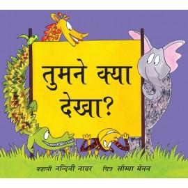 What Did You See?/Tumne Kya Dekha? (Hindi)