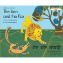 The Lion And The Fox/Sher Aur Lomri (English-Hindi)