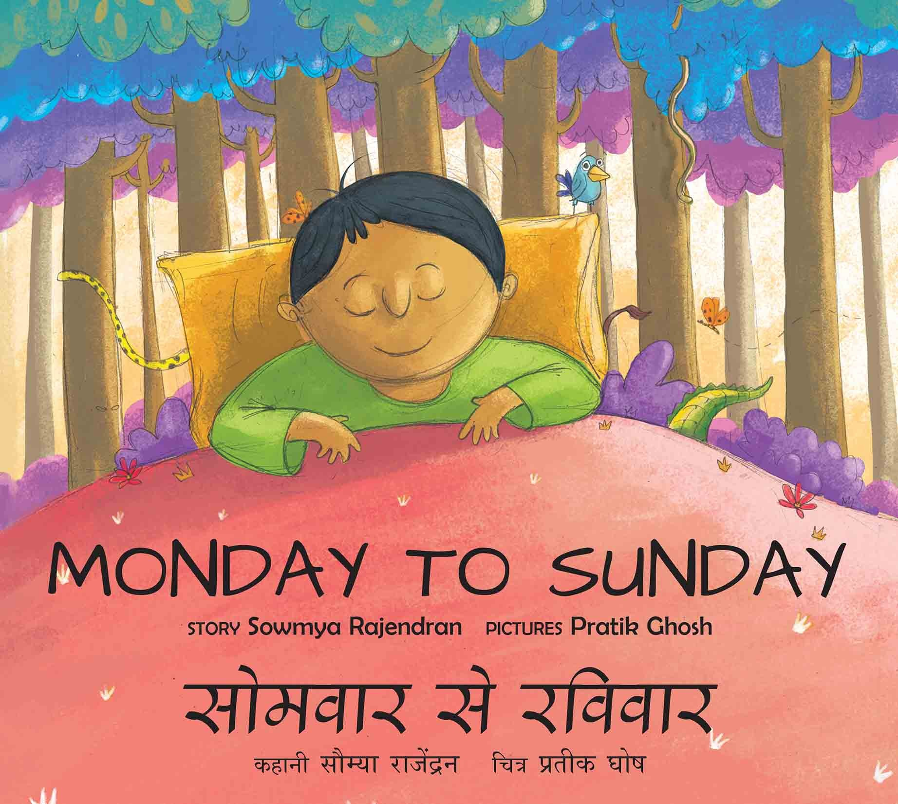 Monday To Sunday/Somvaar Se Ravivaar (English-Hindi)