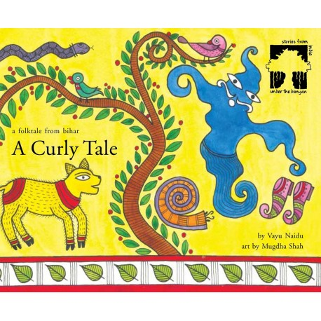 A Curly Tale (English)