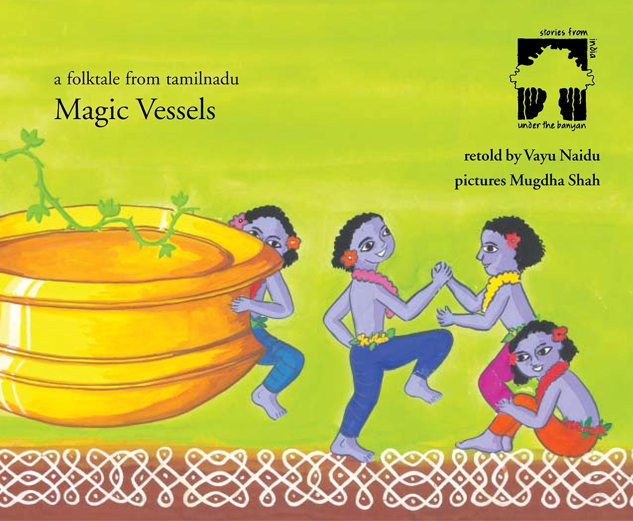 Magic Vessels (English)