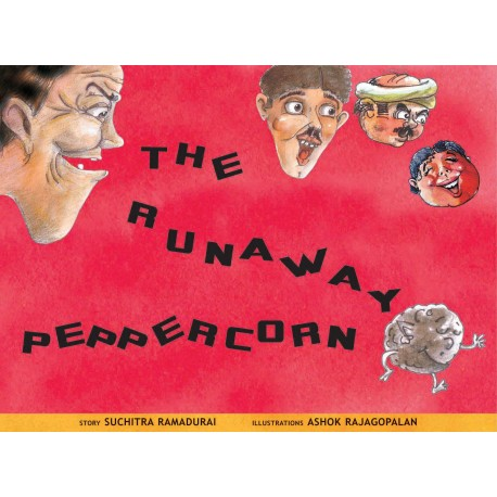 The Runaway Peppercorn (English)