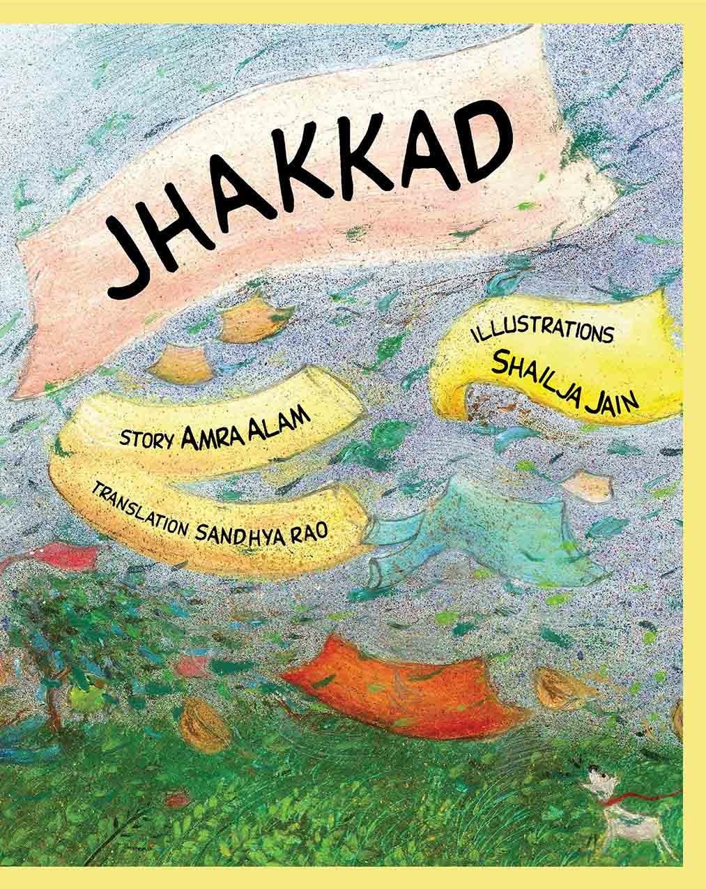 Jhakkad (English)