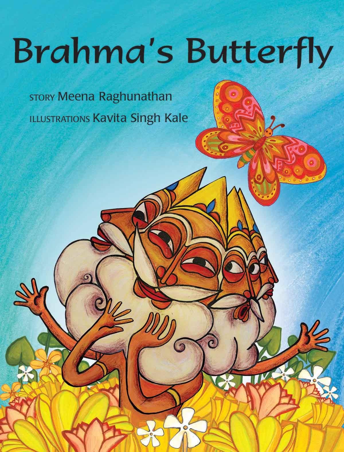 Brahma's Butterfly (English)