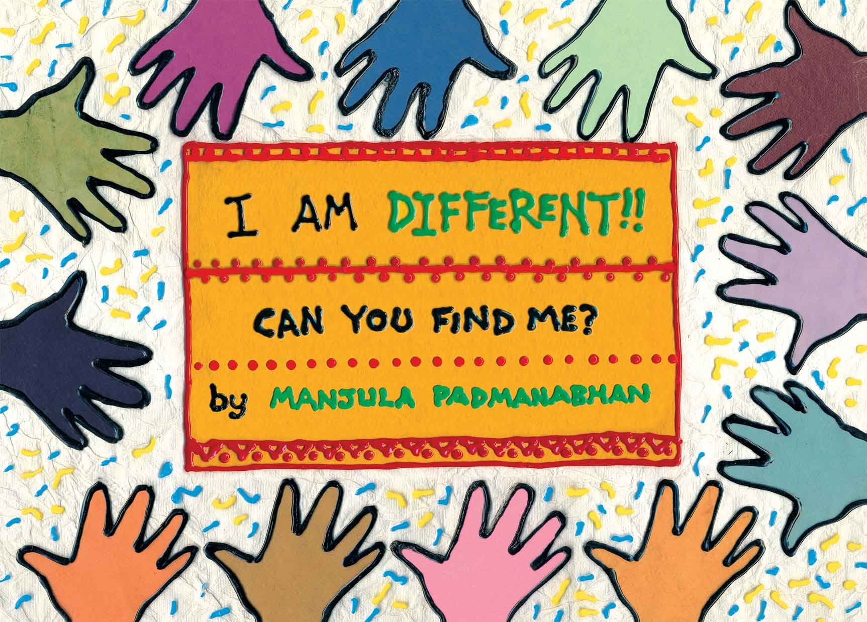 I Am Different (English)