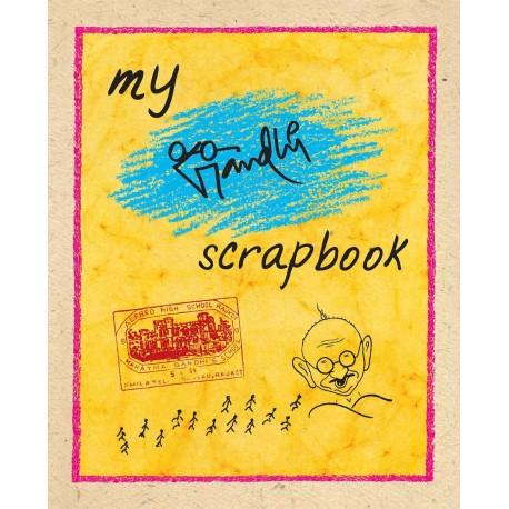 My Gandhi Scrapbook (English)
