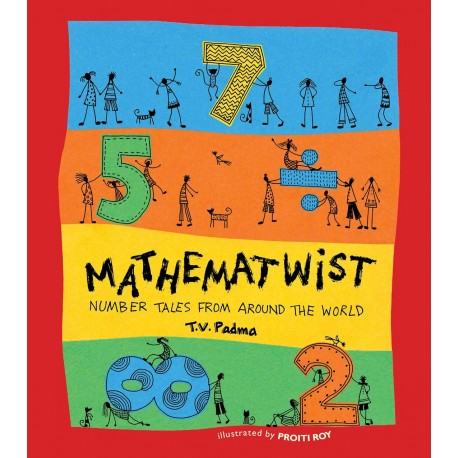 Mathematwist: Number Tales From Around The World (English)