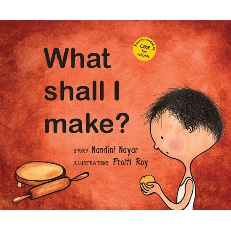 What Shall I Make? (English)