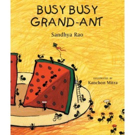 Busy Busy Grand-Ant (English)