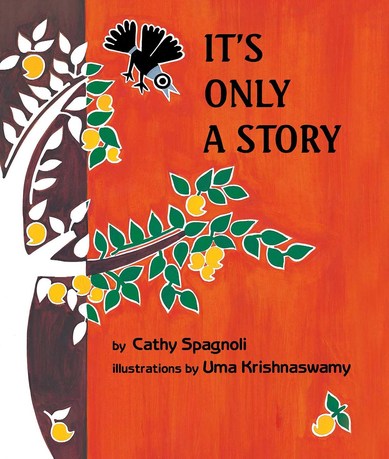It's Only A Story (English)