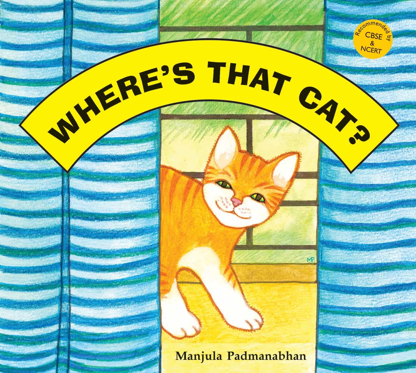 Where's That Cat? (English)