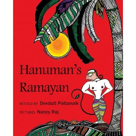 Hanuman's Ramayan (English)