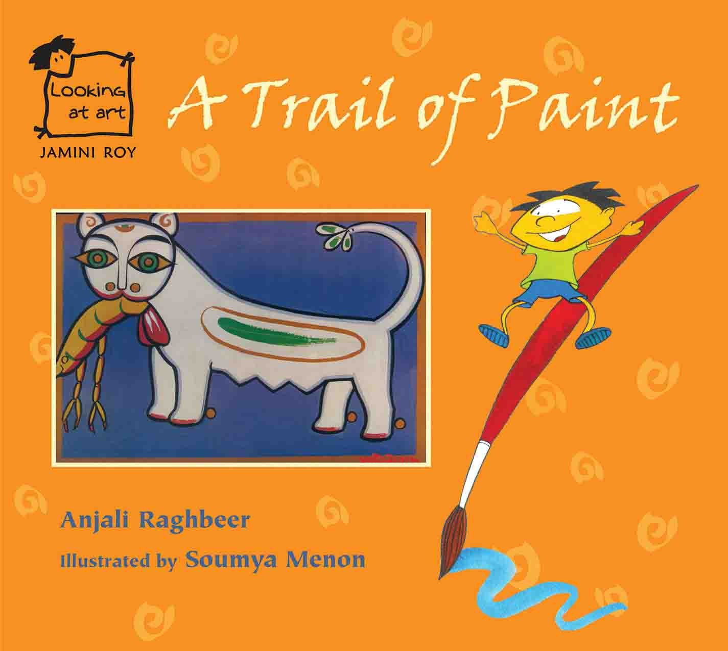 A Trail Of Paint (English)
