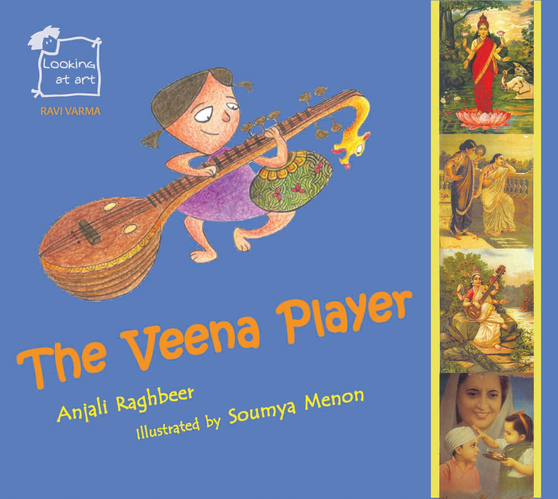 The Veena Player (English)