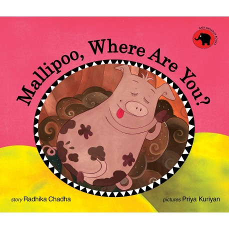 Mallipoo, Where Are You?  (English)