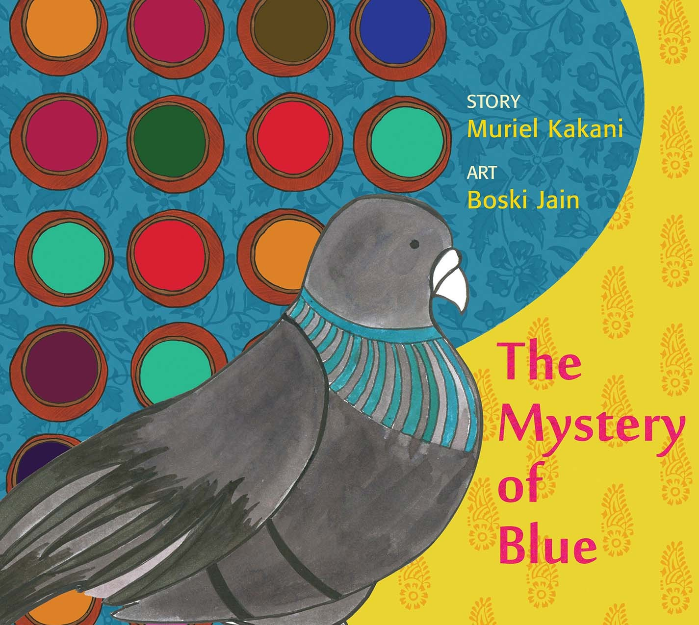 The Mystery Of Blue (English)