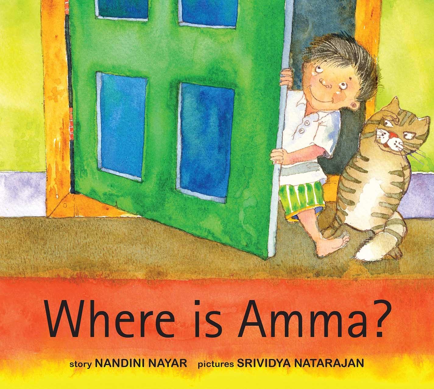 Where Is Amma? (English)
