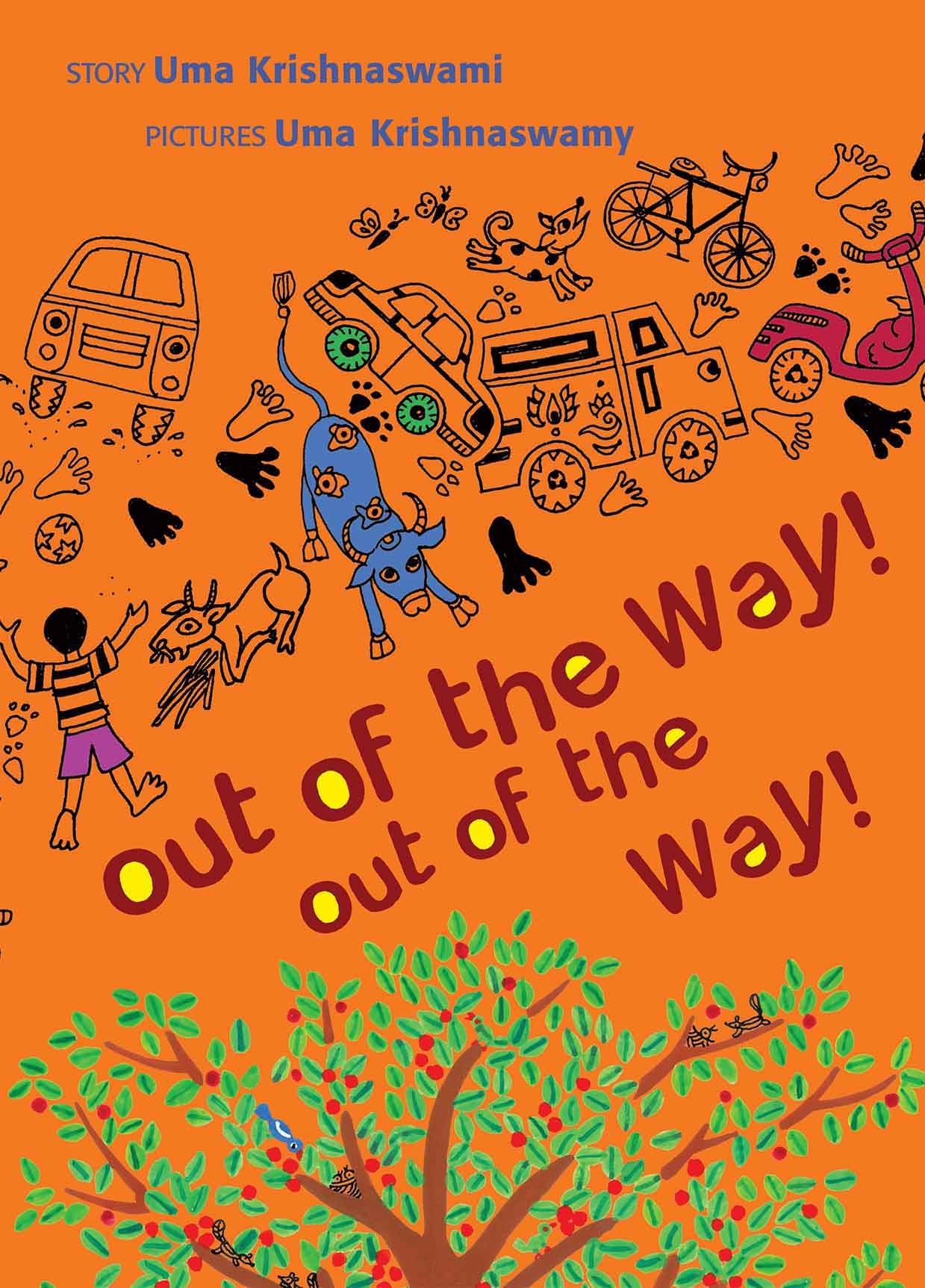 Out Of The Way! Out Of The Way! (English)