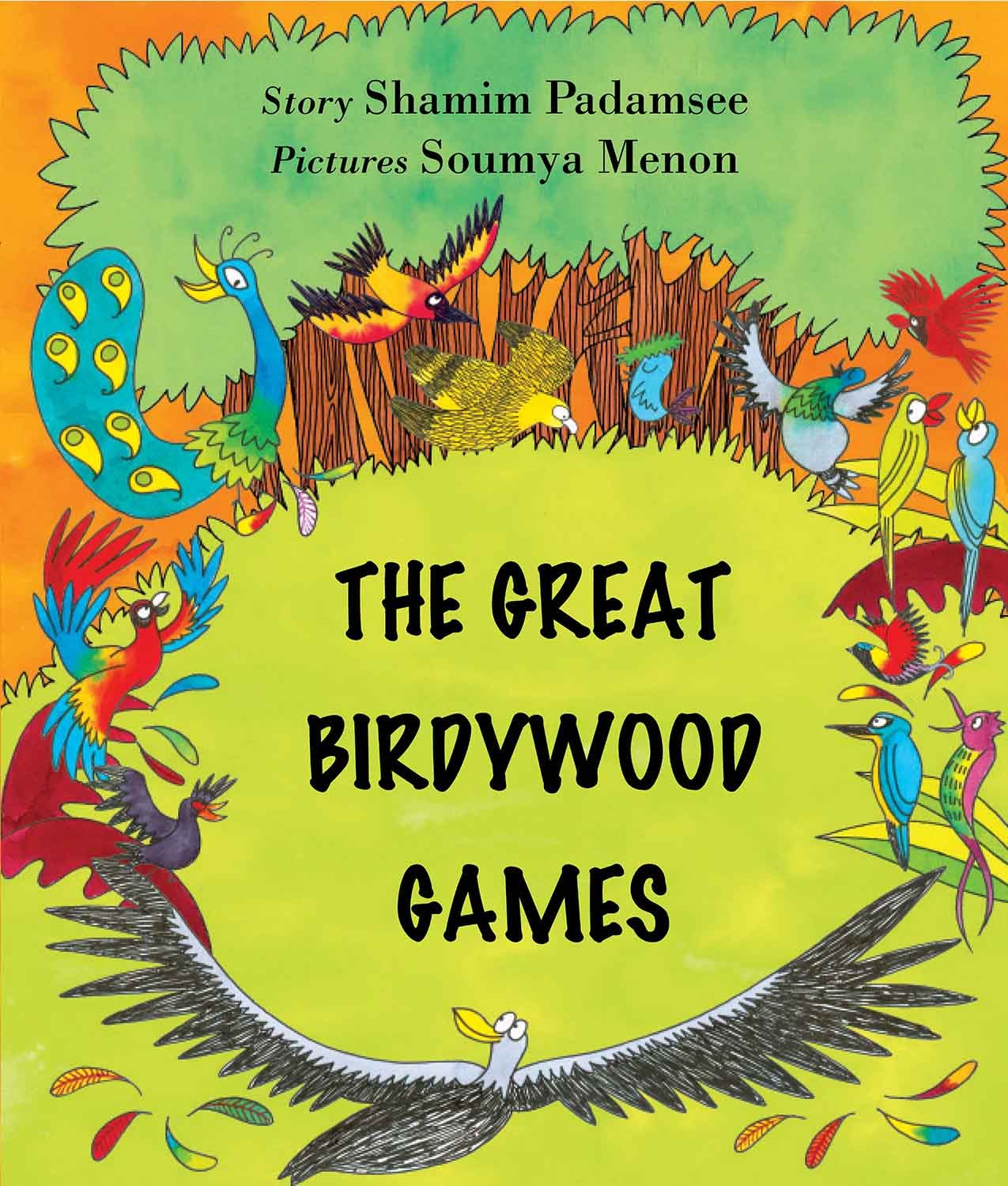 The Great Birdywood Games (English)