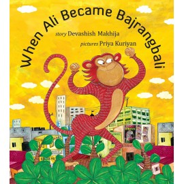 When Ali Became Bajrangbali (English)