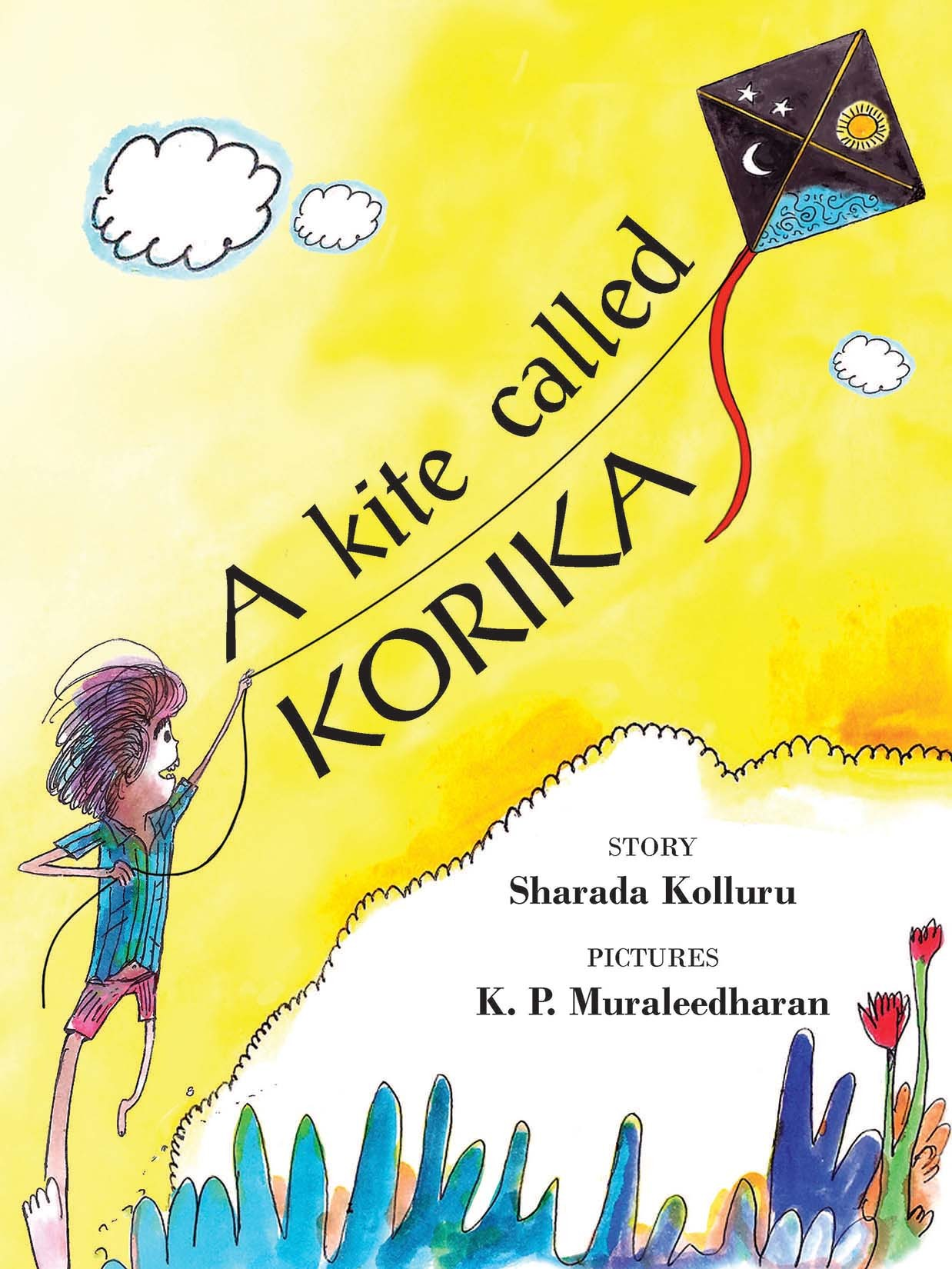 A Kite Called Korika (English)