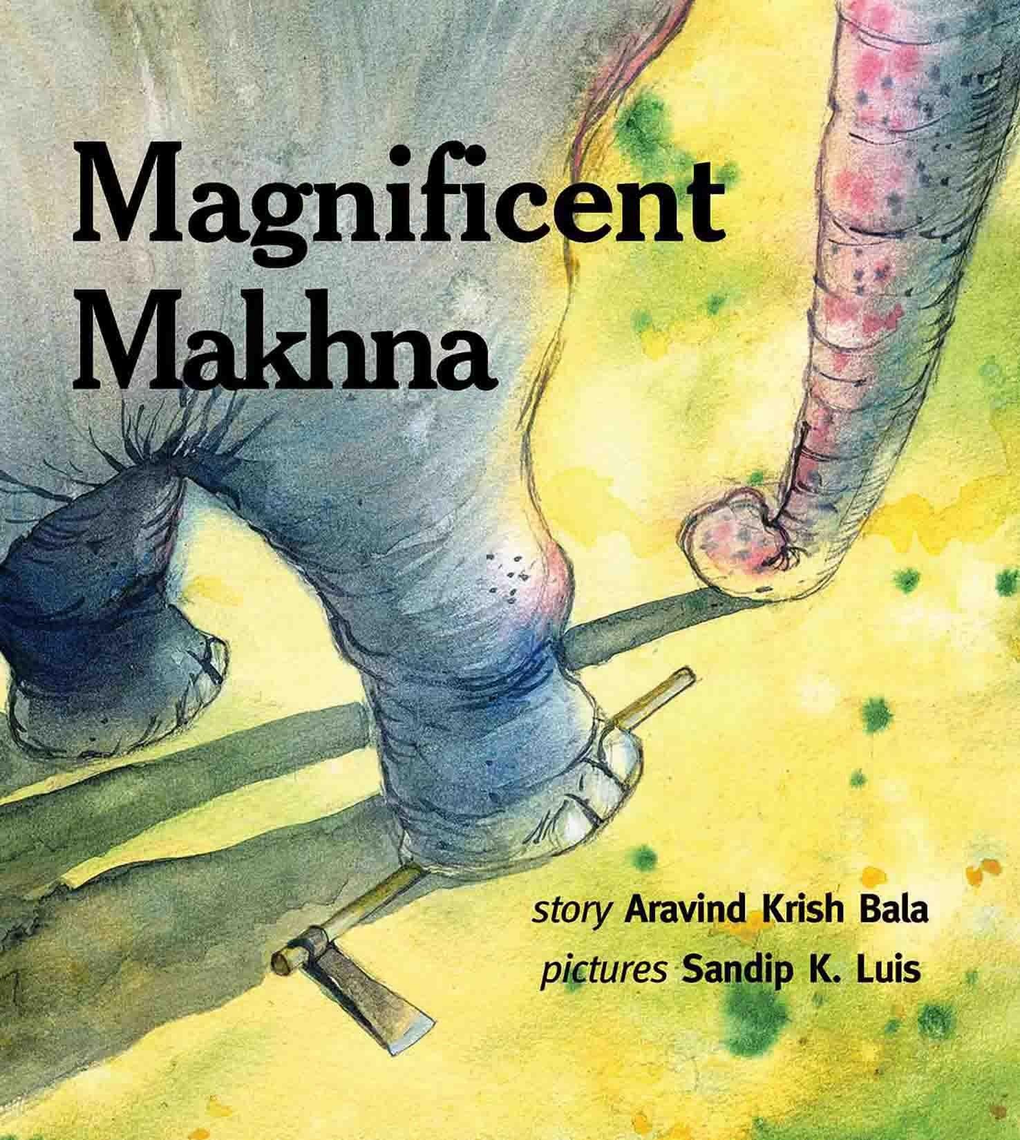 Magnificent Makhna (English)