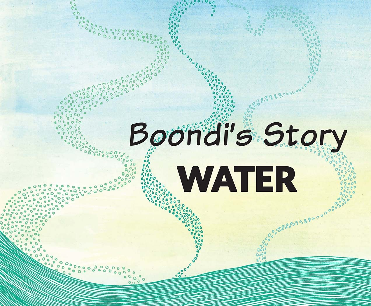 Boondi's Story-Water (English)