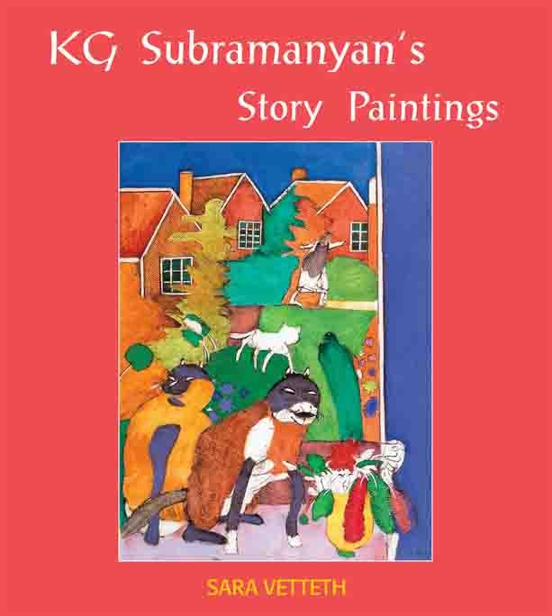 K G Subramanyan's Story Paintings (English)