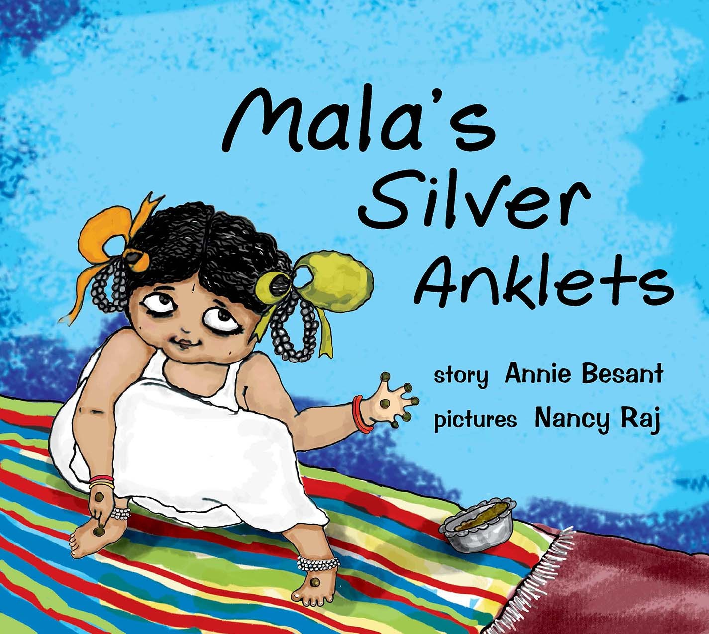 Mala's Silver Anklets (English)