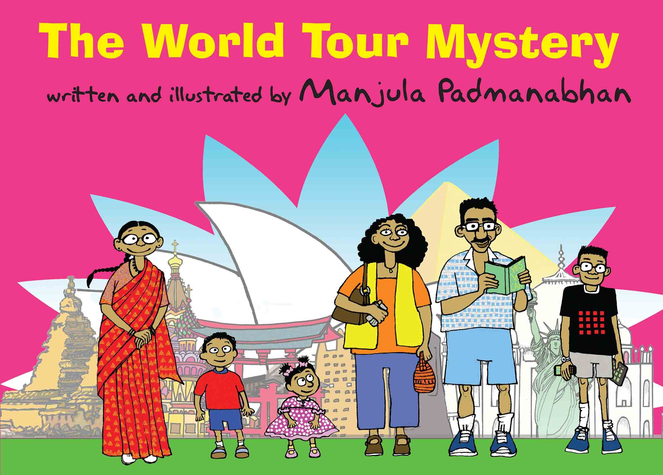 The World Tour Mystery (English)