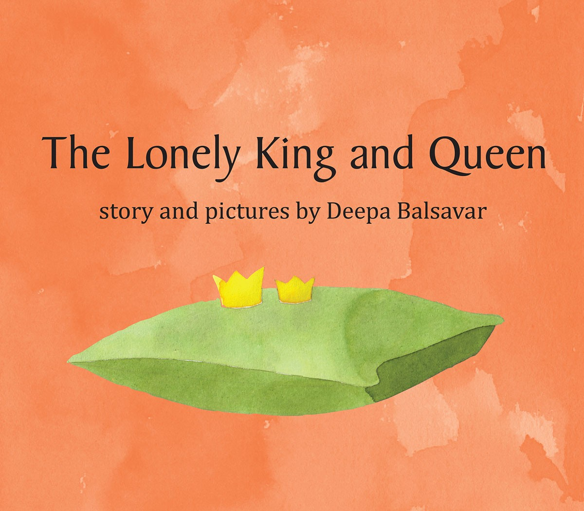The Lonely King And Queen (English)