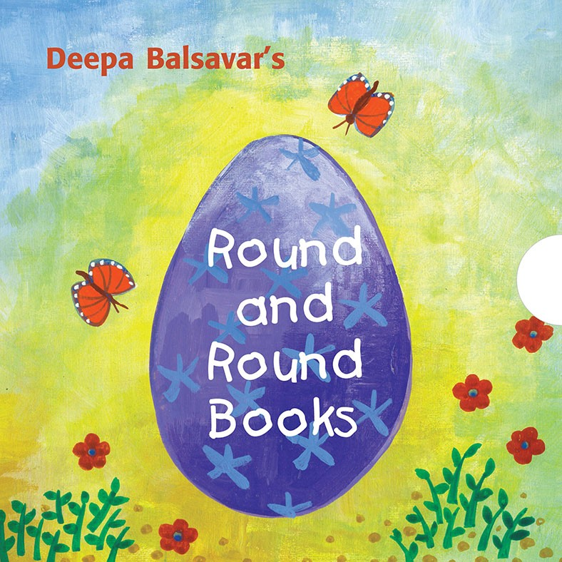 Round And Round Books (English)
