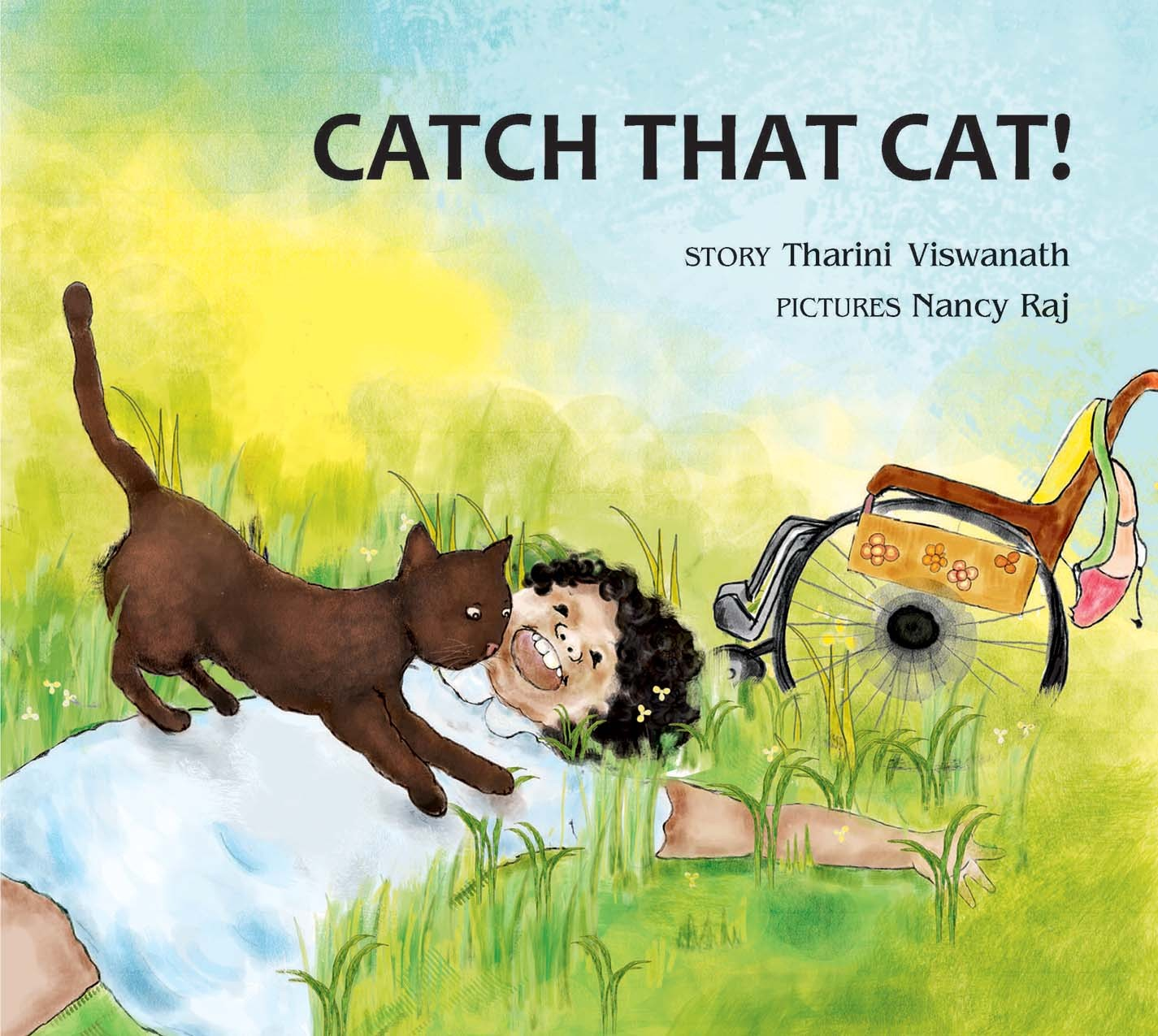 Catch That Cat! (English)