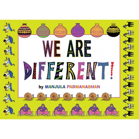 We Are Different (English)