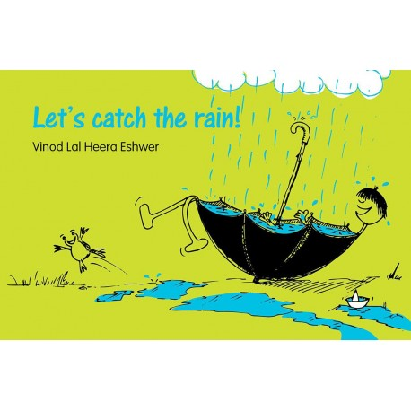 Let's Catch The Rain! (English)