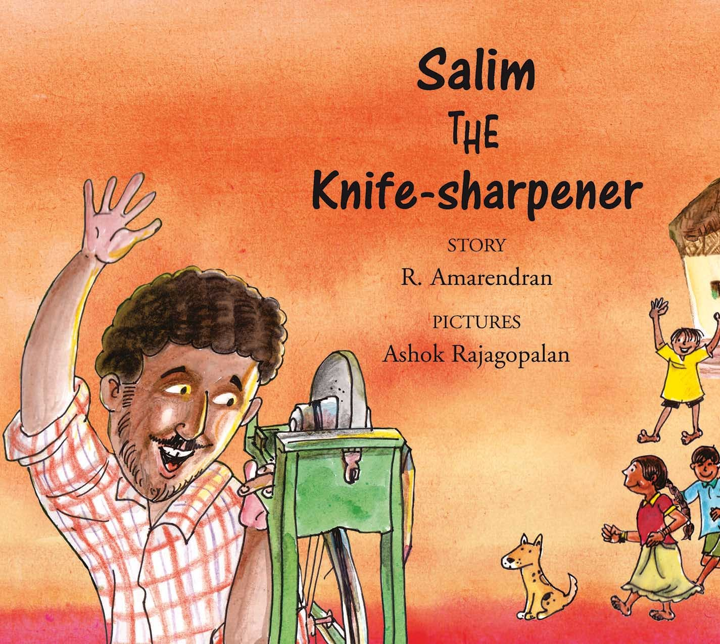 Salim The Knife-Sharpener (English)