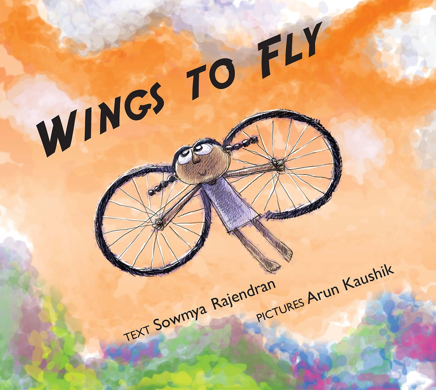Wings To Fly (English)