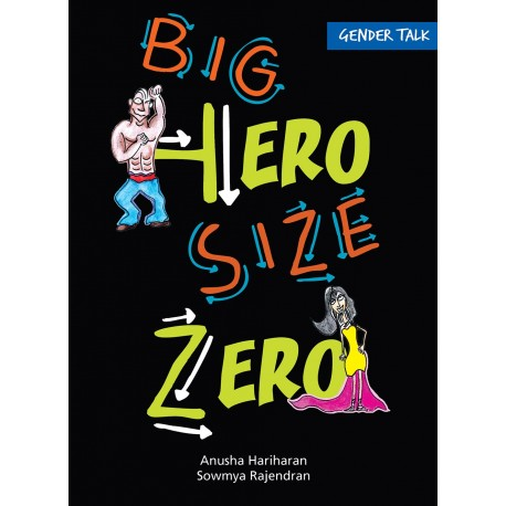 Gender Talk Big Hero Size Zero (English)