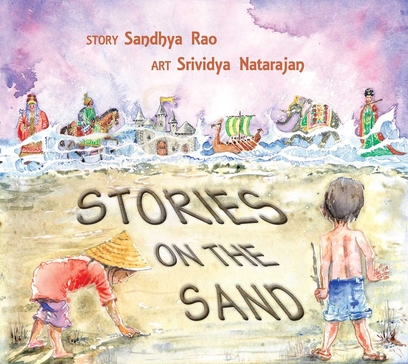 Stories On The Sand (English)