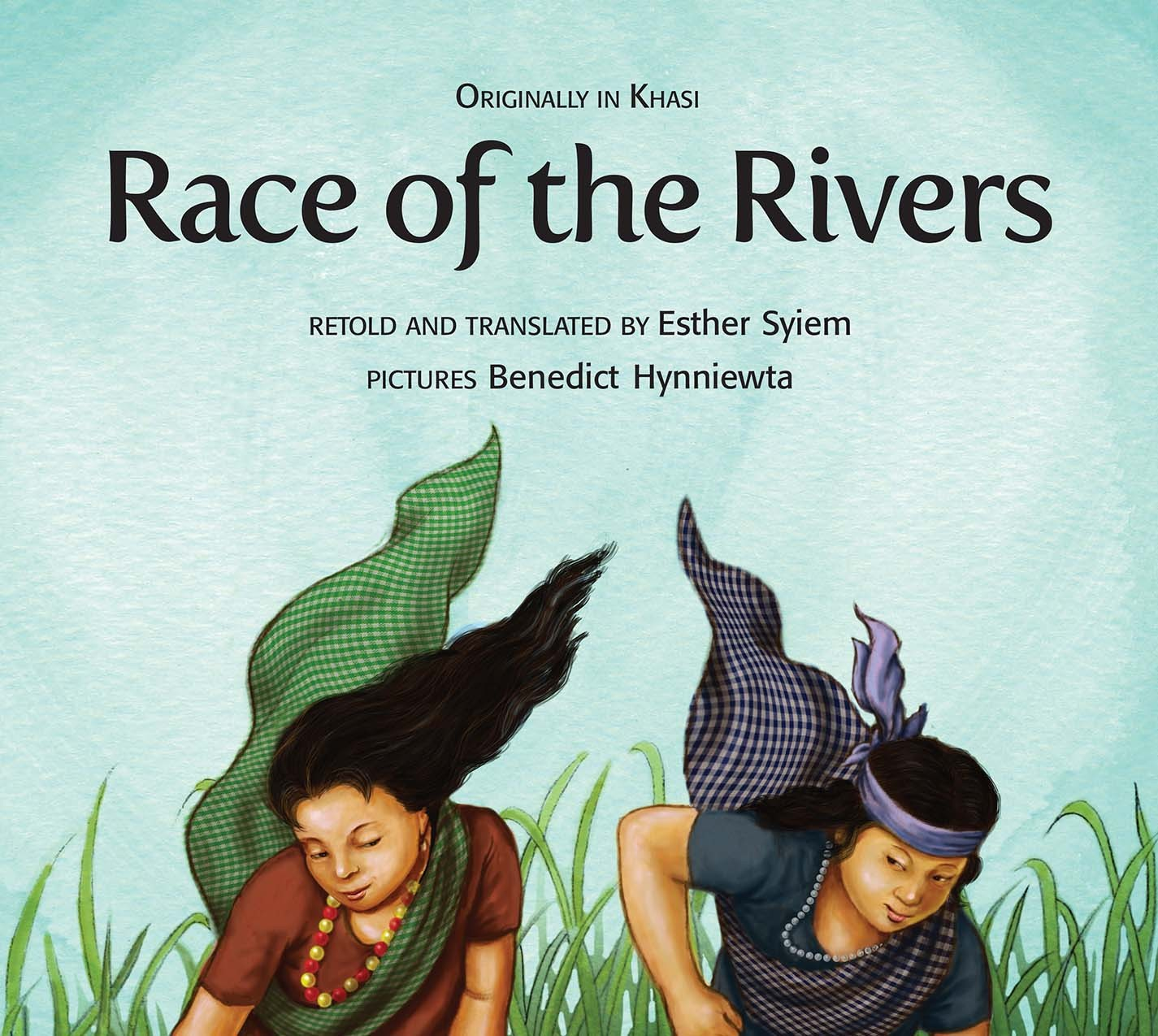 Race Of The Rivers (English)